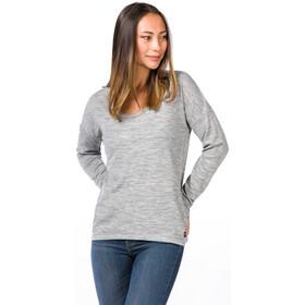 super.natural City Camisa Mujer, gris